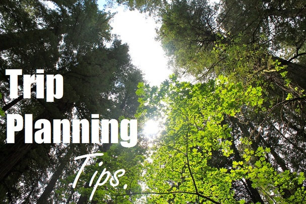 Trip Planning Tips | Yellow Mondays