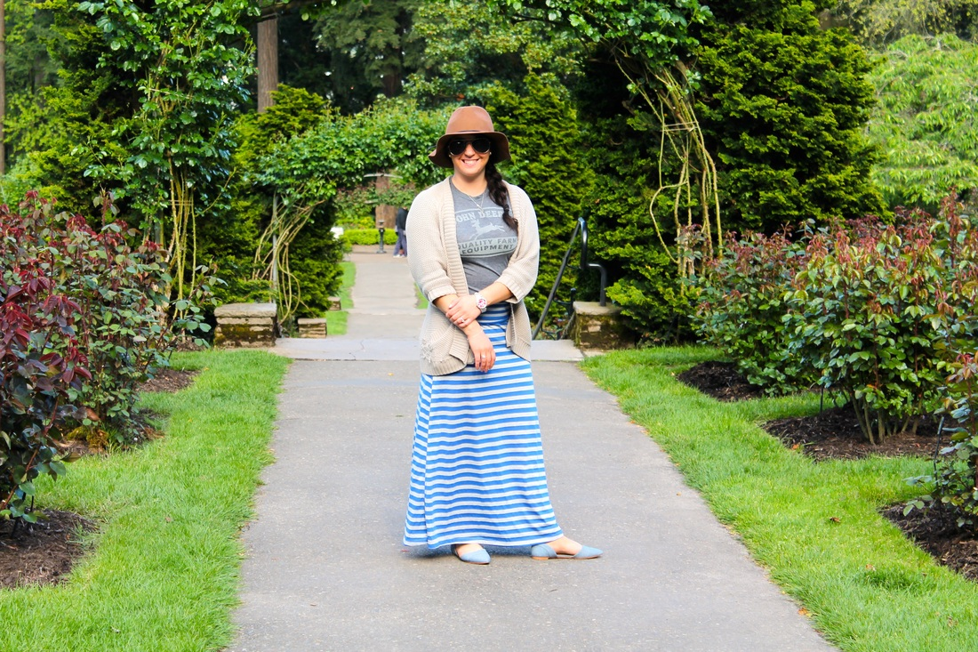 Portland, OR Outfit Inspiration |Yellow Mondays