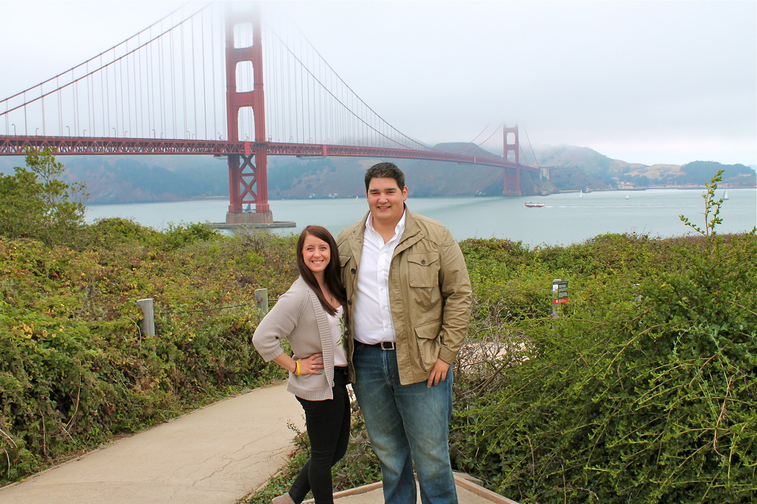 San Francisco Itinerary | Yellow Mondays