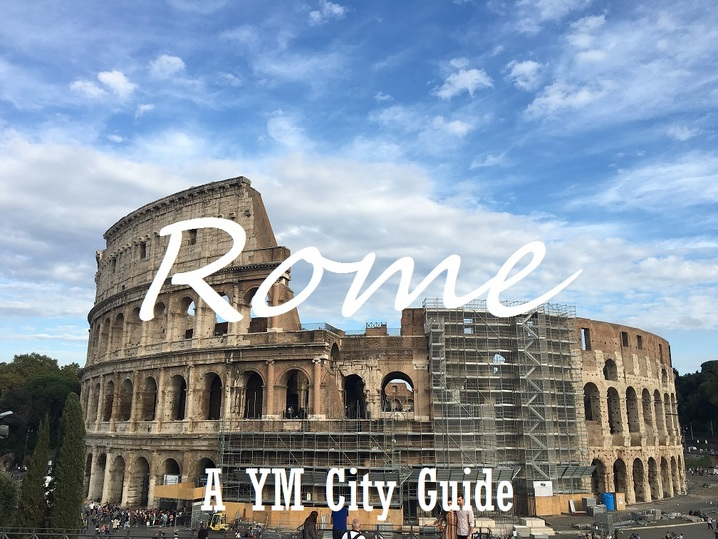 Rome, Italy City Guide | Yellow Mondays