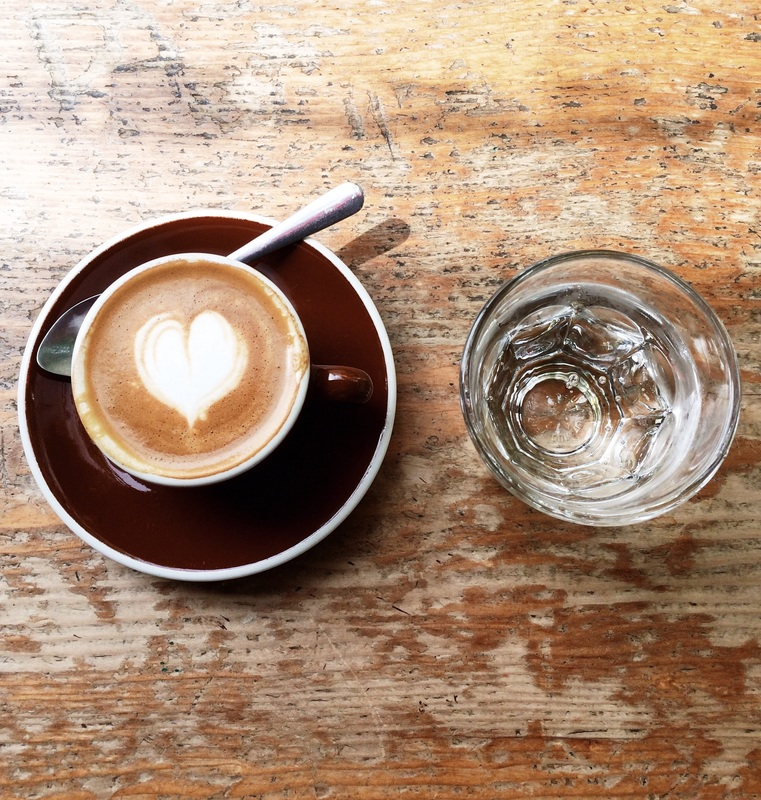 The Best Coffee Shops // Portland, OR | Yellow Mondays