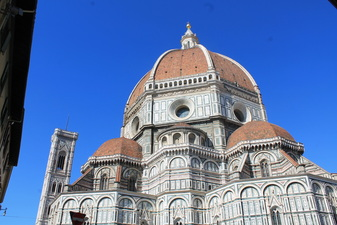 Duomo in Florence, Italy | Yellow Mondays