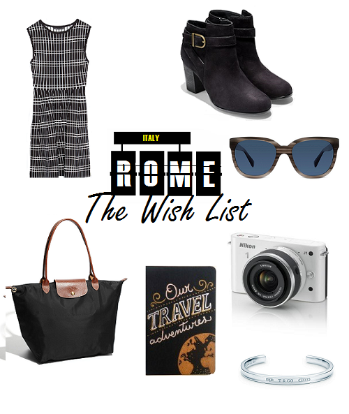 Rome Wish List // Rome, Italy | Yellow Mondays