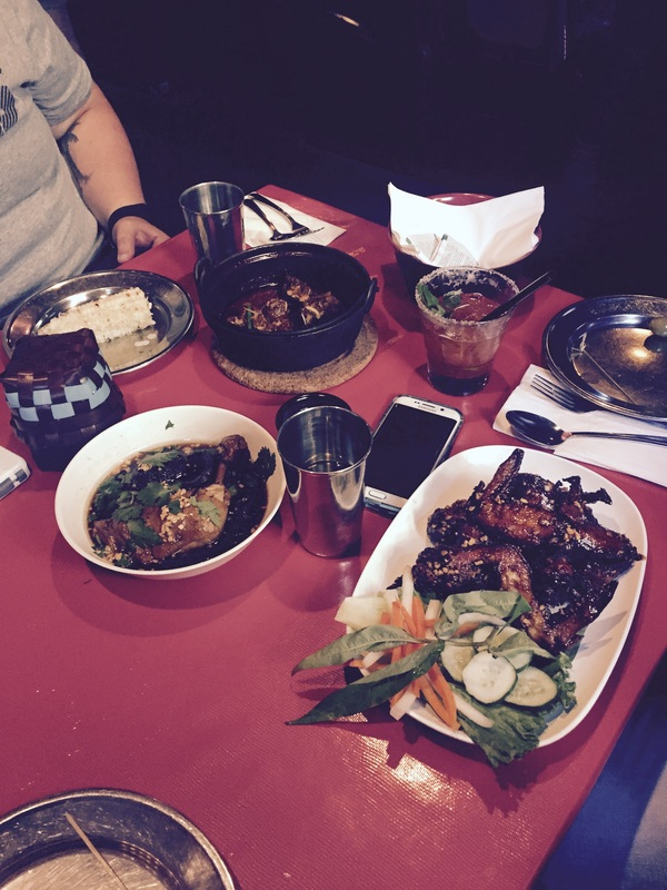 Pok Pok review // Portland, OR | Yellow Mondays
