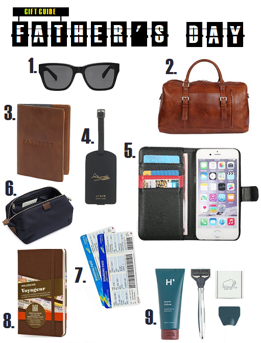 Father's Day Gift Guide | Yellow Mondays