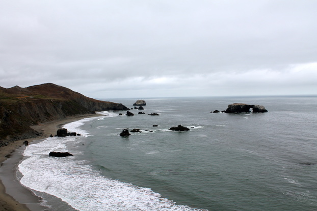 Northern California Coast | Yellow Mondays